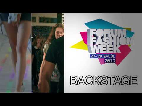Forum Fashion Week Backstage