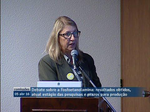 Inca Demonstra Preocupação Com As Diferenças De Quantidade De Fosfoetanolamina Nas Cápsulas