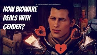 "Dragon Age: Inquisition  Krem ""How Bioware Deals with Transgender Characters?"""