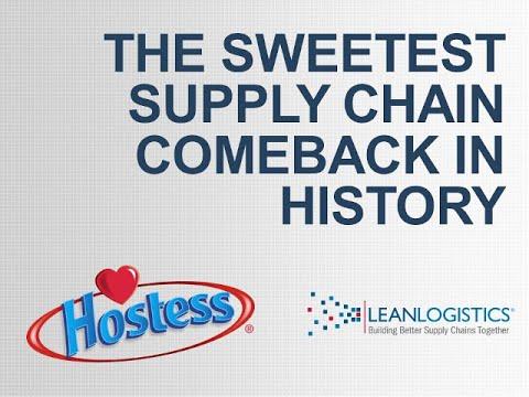 Hostess - CSCMP Global - 2014