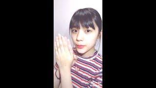 20180619 #TikTok 田谷菜々子ちゃん(原駅ステージA)