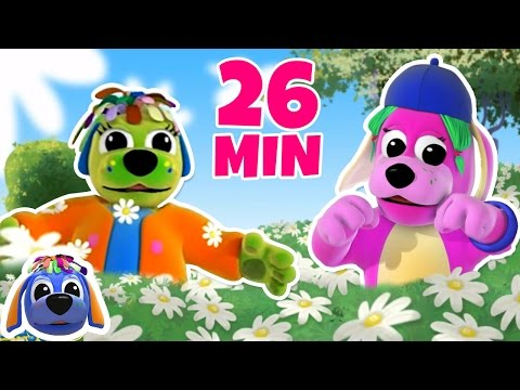 Ring Around The Rosy | Plus Lots More Nursery Rhymes | From Raggs TV!
