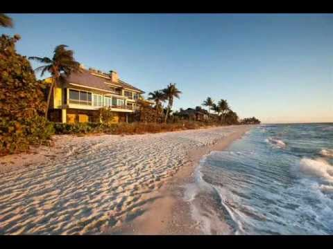 Naples Florida Real Estate Beachfront Home