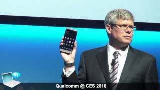 Qualcomm CES 2016 - Snapdragon 820, 820A, 820Am, 602A and LTE module, LeTV LeEco LeMAX Pro