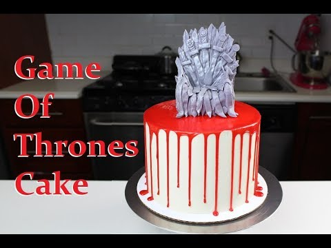 Easy Game Of Thrones Cake