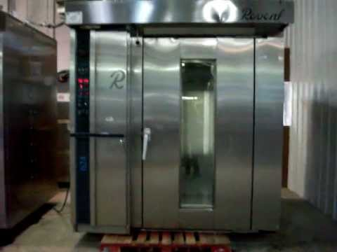 revent 624 double rack oven running youtube rh youtube com
