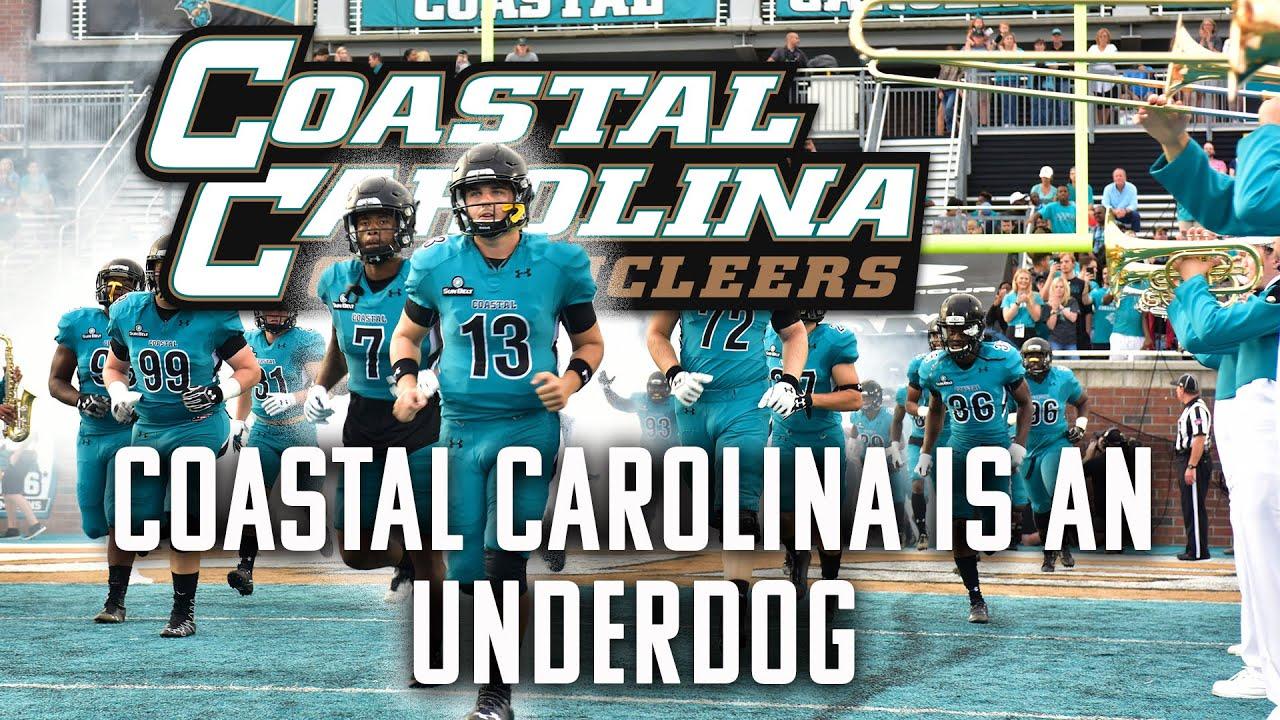 Coastal Carolina, college football's favorite underdogs, are back for ...