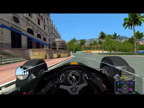 rFactor 2 Week - Brabham F1 - Monaco