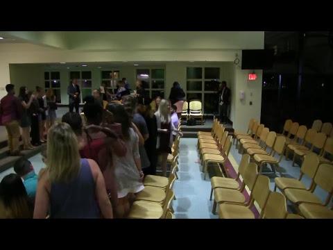 2017 Service Convocation at St. Thomas Aquinas College