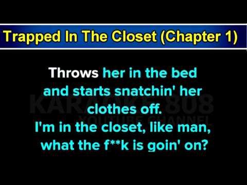 Trapped In The Closet Chapter 1 ~ R  Kelly Karaoke Version ~ Karaoke 808