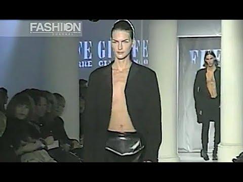 GIEFFEFFE Spring Summer 1998 Milan - Fashion Channel
