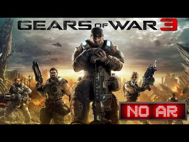 🔴 Gears Of War 3 Relembrando O Game🔴