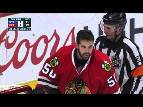 Gotta See It: Crawford goes berserk and attacks Fabbri