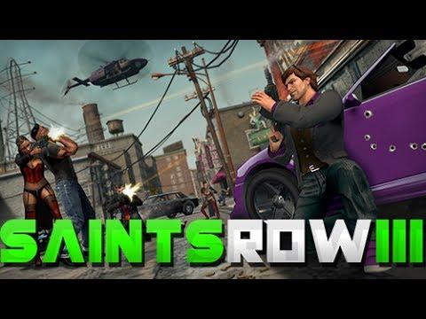 Saints Row The Third - Bald Plays |