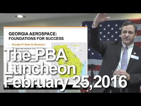 PBA - Aerospace development happening here