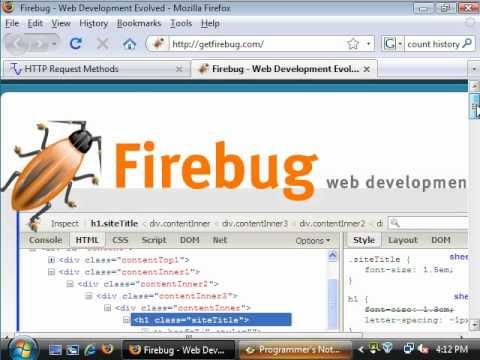 Internet Basics and HTTP