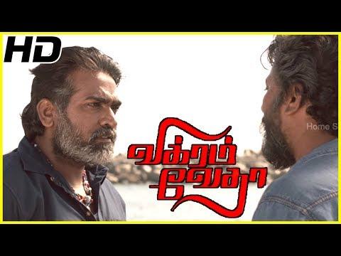 Karuppu Vellai Song | Madhavan Comes To Know The Truth | Vijay Sethupathi Meets Kathir & Varlaxmi