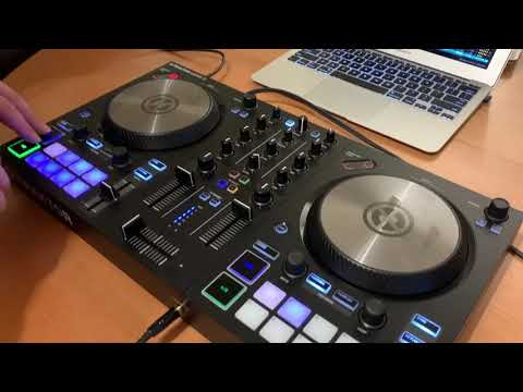 Traktor S2 MK3 Control Map adds Loop Mode, Beatjump Mode, Deck FX and much more!