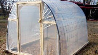 Texas Prepper's Greenhouse