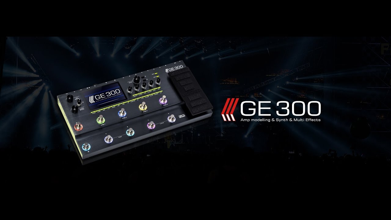Mooer GE300: The 'budget Helix' is finally released! - gearnews com