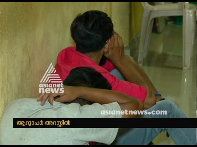 Gang arrested for attacking  theater in Kattappana | FIR 29 Oct 2017