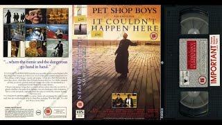Pet Shop Boys - It Couldn't Happen Here (1987) - [SD]