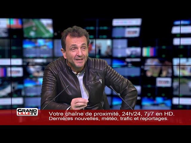 """L'invité du 22 Octobre 2019 – Pierre Barnérias, réalisateur de """"Thanatos,  l'ultime passage""""   Grand Lille TV"""