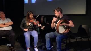 Cormac Byrne (1), teacher's recital - Craiceann Bodhrán Festival 2017