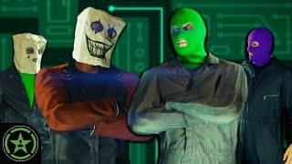 Let's Play - GTA V - The Fleeca Job - Criminal Masterminds (Part 1)
