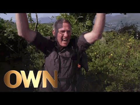 Man Learning That He Just Became a Grandfather is Pure Joy   Belief   Oprah Winfrey Network