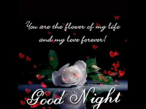 goodnight my friends have sleep tight sweet dreams