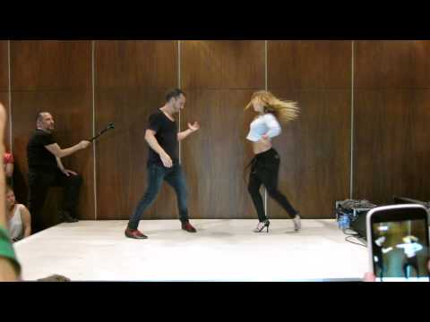 2015 istanbul international dance festival workshop by KORKE and JUDITH