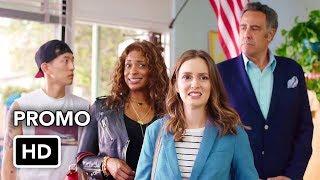 "Single Parents (ABC) ""Parenting Ain't Easy"" Promo HD - Leighton Meester, Taran Killam comedy series"