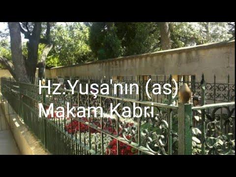 İstanbul'daki Yuşa (as) Makam Kabri