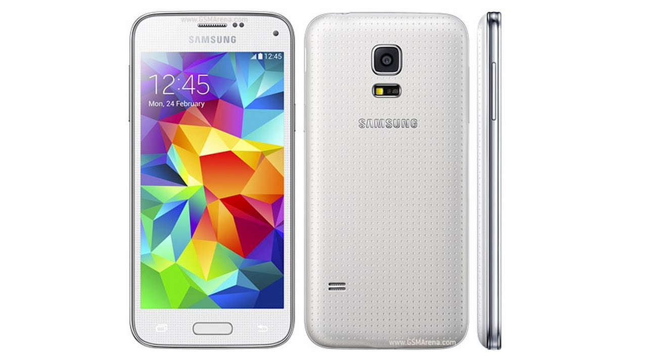 NEW Samsung Galaxy S5 Mini Official! Specs Review - YouTube