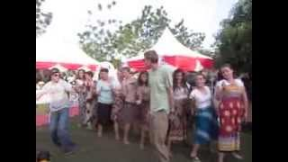 dancing at an african wedding to work it out by shai linne