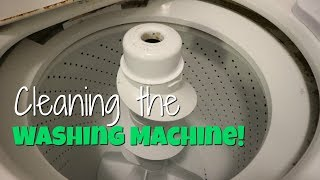 Cleaning the Washing Machine Spotless | Under $3 for everything you need!