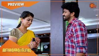 Vanathai Pola - Preview   Full EP free on SUN NXT   27 July 2021   Sun TV   Tamil Serial Thumb