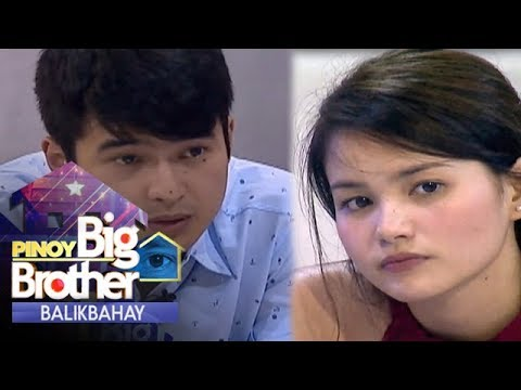 PBB Balikbahay: Elisse gives Jerome closure