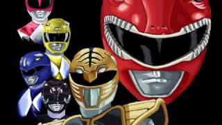 mighty morphin power rangers theme remix