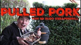 Cobb Gasgrill Pulled Pork : Wieviel pulled pork passt drauf wie lange läuft er mein summit