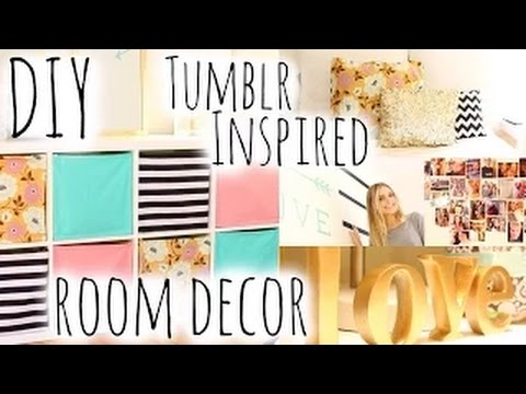 DIY Room Decor amp Organization Inspired By Tumblr Girls