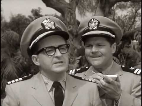 McHale's Navy - 3x07 - Will the Alligator Take the Stand?