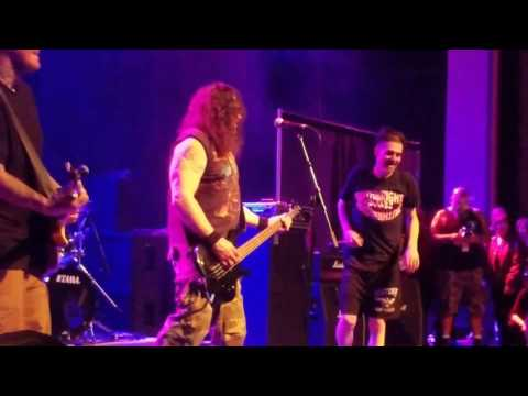 LEEWAY - Rise & Fall/Mark Of The Squealer - Asbury Park - 04/02/17 - Doing It For Dave