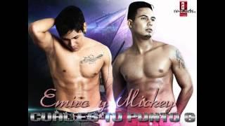 Emiro y Mickey 39 Los Illuminatti 39 Punto G Prod Kent James Yein Gonzalez jpg