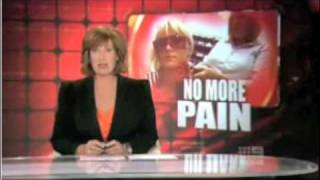 Laser Neck Pain Treated TV Interview