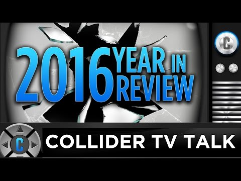 Top 3 TV Shows 2016 - Collider TV Talk