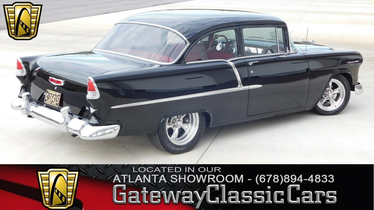 1955 Chevrolet 210 - Gateway Classic Cars of Atlanta #145 - YouTube