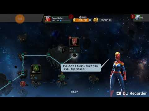 Thor Vs Captain Marvel || Contest Of Champions|| DD COMEDY CLUB
