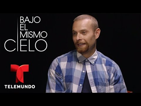 Bajo El Mismo Cielo | Luis Ernesto Franco comenta sobre su personaje  | Telemundo